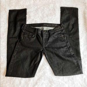 Citizens of Humanity Ava Straight Leg Jeans Sz 27